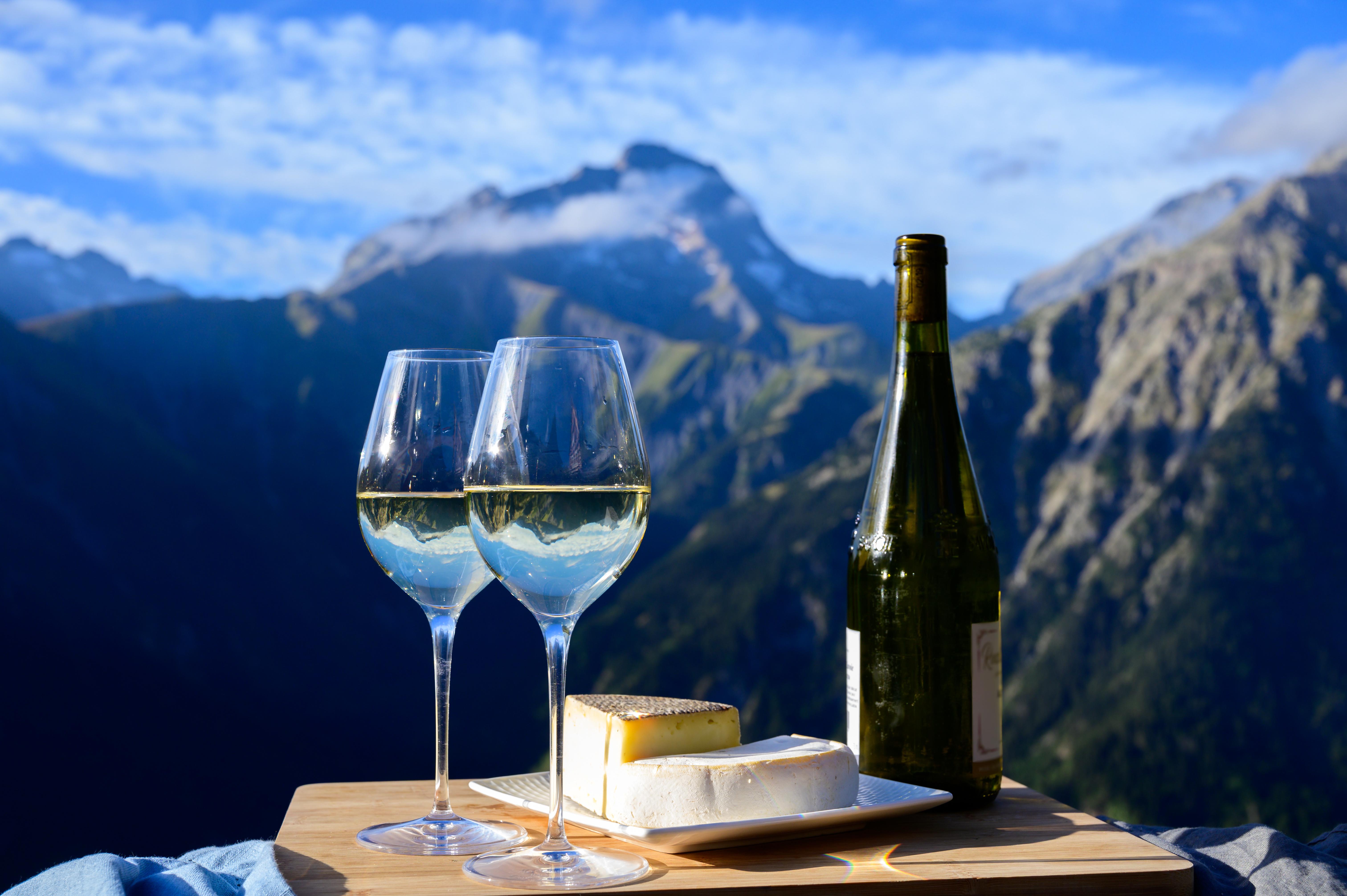 vins blancs de savoie pour le fromage